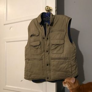 Jackets & Blazers - Light Army green vest